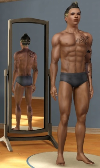 Isaac (CAS naked)