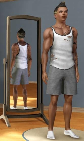 Isaac (CAS sleepwear)