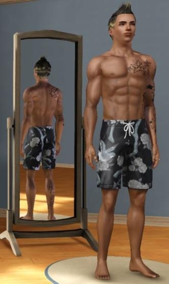 Isaac (CAS swimwear)