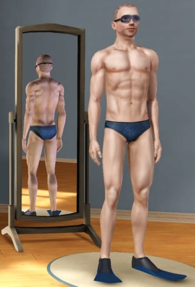 Xavier (CAS swimwear)
