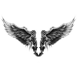 Wing_Concept__tattoo__WIP_by_Viviphyd